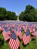 United States memorial day photography Stock Photography