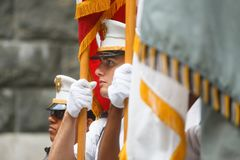 United States Military Academy USMA Royalty Free Stock Photos