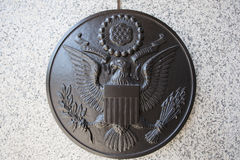 United States Mint. United States mint Philadelphia, Pennsylvania, America Royalty Free Stock Photo