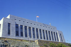 United States Mint in San Francisco, California Royalty Free Stock Photo