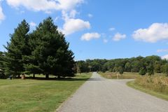 United States National Arboretum royalty free stock photo