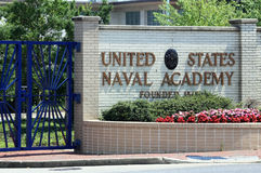 United States Naval Academy Royalty Free Stock Photos