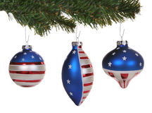 United States Ornaments Stock Image