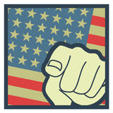 United States patriot Royalty Free Stock Photos