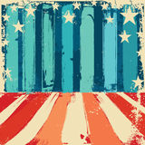 United States patriotic background Royalty Free Stock Photography