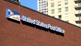 United States Post Office - City of Chicago. United States Post Office - Chicago Illinois USA stock video
