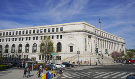 United States Post Office, Dorothy Height Branch in Washington - WASHINGTON DC - COLUMBIA - APRIL 7, 2017. United States Post Office, Dorothy Height Branch in Stock Photo