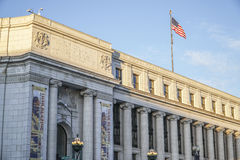 United States Post Office, Dorothy Height Branch in Washington - WASHINGTON DC - COLUMBIA - APRIL 7, 2017. United States Post Office, Dorothy Height Branch in Royalty Free Stock Photography