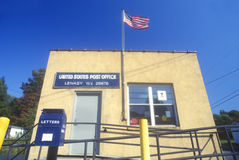 United States Post Office,  Leivasy, WV Stock Photography