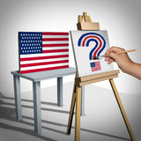 United States Questions Royalty Free Stock Photography