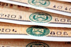 United States Savings Bonds Royalty Free Stock Photography