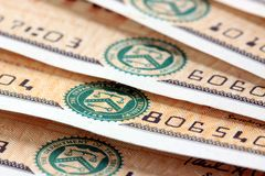 United States Savings Bonds Royalty Free Stock Photos