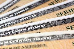 United States Savings Bonds - Series EE Royalty Free Stock Photo