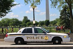 United States Secret Service Royalty Free Stock Photo