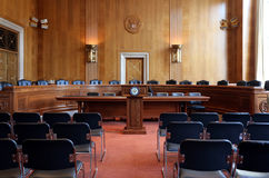 Free United States Senate Committee Hearing Room Stock Image - 96994211