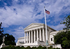 United States Supreme Court. The United States Supreme Court building Stock Images