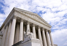 United States Supreme Court. The United States Supreme Court building Royalty Free Stock Image