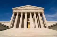 United States Supreme Court Stock Image