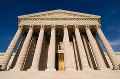 United States Supreme Court Stock Photo