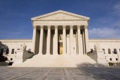 United States Supreme Court Royalty Free Stock Photo