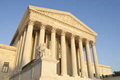 United States Supreme Court Stock Photos