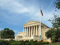 The United States Supreme Court Royalty Free Stock Photography