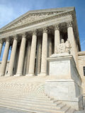 The United States Supreme Court Stock Photography