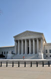 United States Supreme Court Bldg Stock Photography