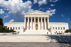 United States Supreme Court Building, DC Royalty Free Stock Image