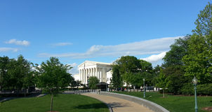 The United States Supreme Court Royalty Free Stock Photos