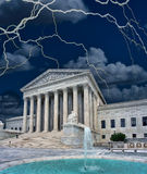 United States Supreme Court Building Royalty Free Stock Images