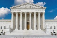 United States Supreme Court Building in Washington DC