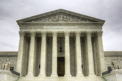 United States Supreme Court Stock Photography