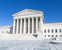 United States Supreme Court, Washington DC Royalty Free Stock Photos