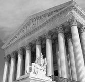 United States Supreme Court, Washington DC Stock Photography