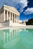United States Supreme Court in Washington, DC Stock Photo