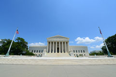 United States Supreme Court in Washington DC, USA Stock Images