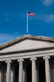 United States Treasury Department Royalty Free Stock Photos