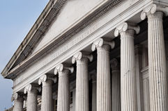 United States Treasury Department Stock Image