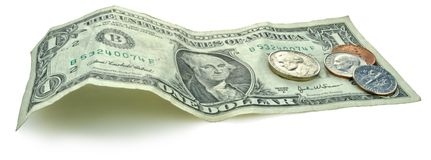 United States (US) dollars Stock Image