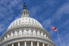 United States. US National Capitol in Washington, DC. American landmark. United States Capitol stock images