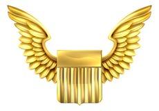 United States Winged Shield Stock Photos