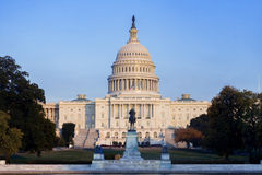 The United Statues Capitol Building. Stock Photography