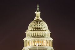 The United Statues Capitol. Stock Images