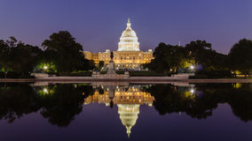 The United Statues Capitol. Stock Photography