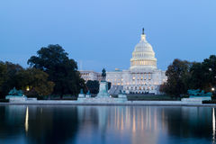 The United Statues Capitol Royalty Free Stock Images