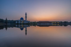 UNITEN-Moskee Royalty-vrije Stock Foto's