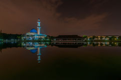 UNITEN Mosque. This is mosque inside the Universiti Tenaga Nasional Malaysia stock image