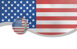 Unites States of America Royalty Free Stock Images