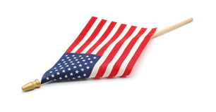 Unites states flag Stock Photos